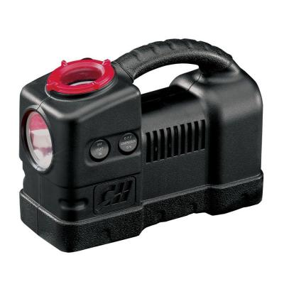 Campbell Hausfeld 12-Volt Inflator with Safety Light