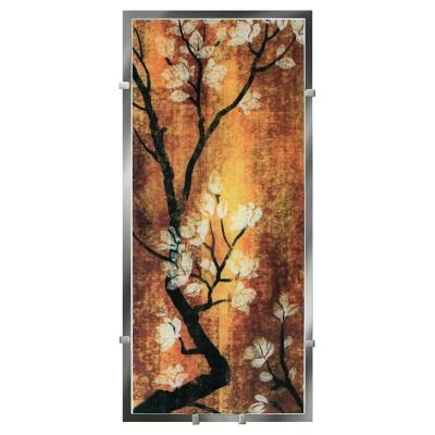 Cherry blossom wall light