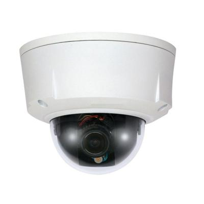 Wired 2 Megapixel Waterproof and Vandal-Proof Network Dome Indoor/Outdoor Camera Product Photo