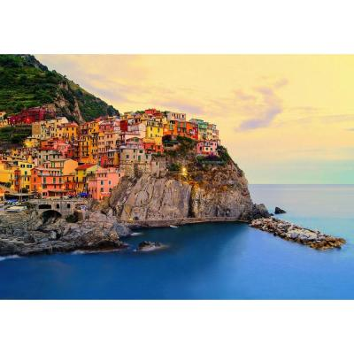 100 in. x 144 in. Cinque Terre Coast Wall Mural Product Photo
