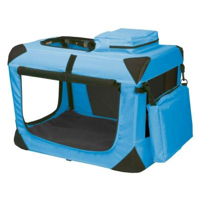 Pet Gear Generation II 21 in. x 14.5 in. x 14.5 in. Deluxe Portable Soft Crate PG5521OB