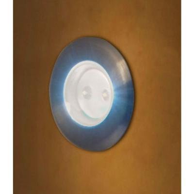 Moonrays LED Stainless Recessed Deck Light (2-Pack)