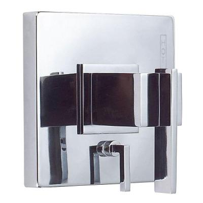Danze Sirius 1-Handle Tub and Shower Faucet Trim Only with Diverter in Chrome
