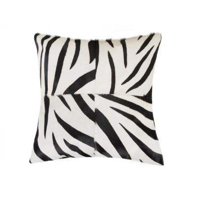 Torino Togo Quattro 18 in. x 18 in. Throw Pillow