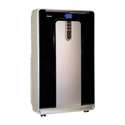 14,000 BTU Cool and Heat Portable Air Conditioner with 110 Pints