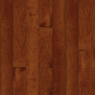 Maple Cherry 3/4 in. Thick x 2-1/4 in. Wide x Random Length Solid Hardwood Flooring (20 sq. ft./case) Product Photo