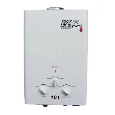 101 2.0 GPM 42,500 BTU Propane Gas Portable Tankless Water Heater Product Photo
