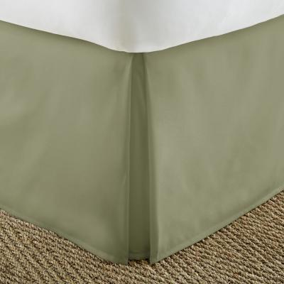 Premium Solid Bed Skirt