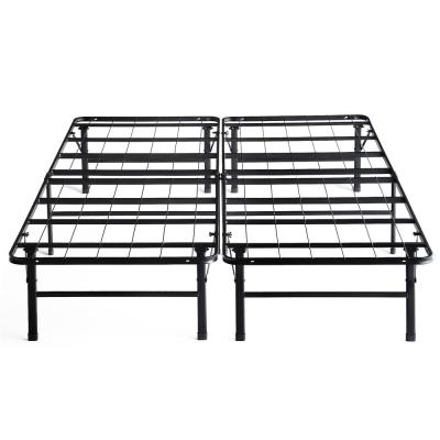 14 in. Steel Platform Bed Frame