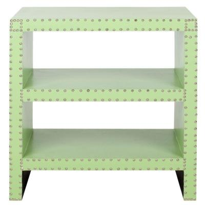 Lacey Light Green Side Table Product Photo