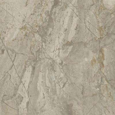 Premium 12 in. x 12 in. Gray Marble Vinyl Tile (30 sq. ft. / case) Product Photo