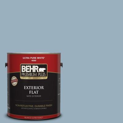 Home Decorators Collection 1-gal. #HDC-CT-24 Rainy Sidewalk Flat Exterior Paint