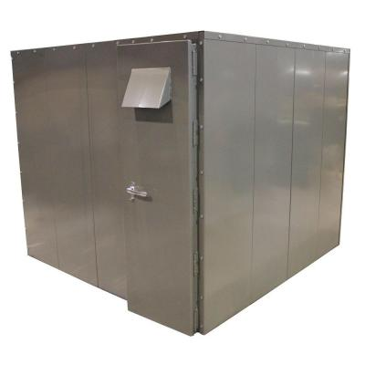 SafRoom 8 ft. x 8 ft. x 7 ft. Steel Tornado Shelter Product Photo