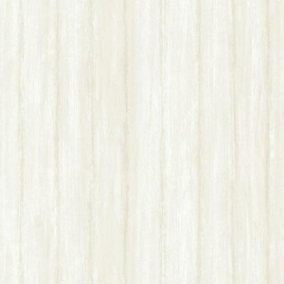 8 in. x 10 in. Chatham Cream Driftwood Panel Wallpaper Sample Product Photo