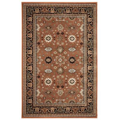 null Breckon Paprika 6 ft. 7 in. x 9 ft. 8 in. Area Rug