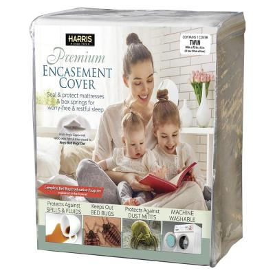 Bed Bug Mattress or Box Spring Protective Cover