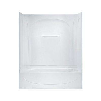 Acclaim 30 in. x 60 in. x 74-1/4 in. Bath and