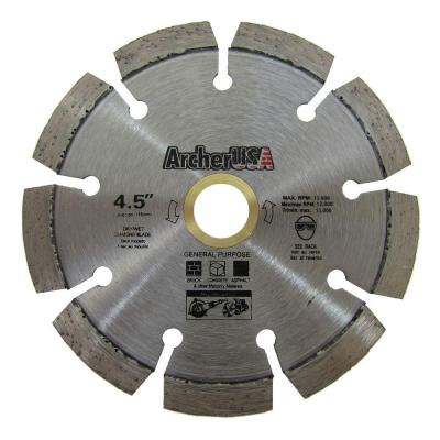 4.5 in. Diamond Blade for General Purpose