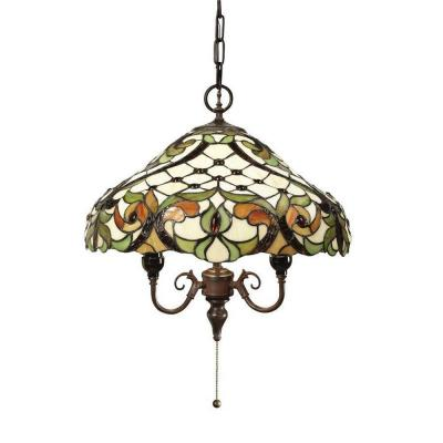 Home Decorators Collection Oyster Bay 14 in. Reflections Multi Pendant Fixture-DISCONTINUED