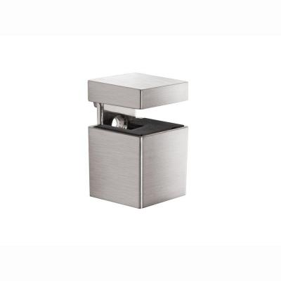BLOC 3/16 in. - 3/4 in. Adjustable Shelf Bracket in Stainless Steel Product Photo