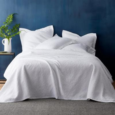 Westminister Cotton Matelasse Coverlet