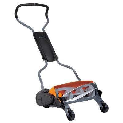 StaySharp Max 18 in. Push Walk Behind, Non-Powered, Non-Electrical Reel Lawn