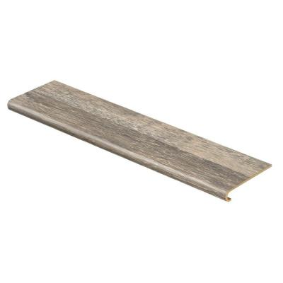 Heron Oak 47 in. Length x 12-1/8 in. Deep x 1-11/16 in. Height Laminate to Cover Stairs 1 in. Thick Product Photo