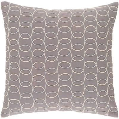 Lackington Geometric Polyester Throw Pillow