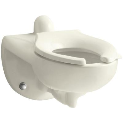 Kingston Elongated Toilet Bowl Only in Biscuit Product Photo