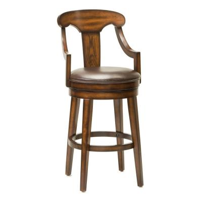 Hillsdale furniture upton bar stool discontinued 4499 830 at the home depot Home depot wood bar stools