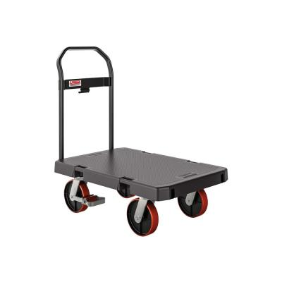 2000 lb. Capacity 24 in. x 36 in. Heavy-Duty Platform Truck Product Photo