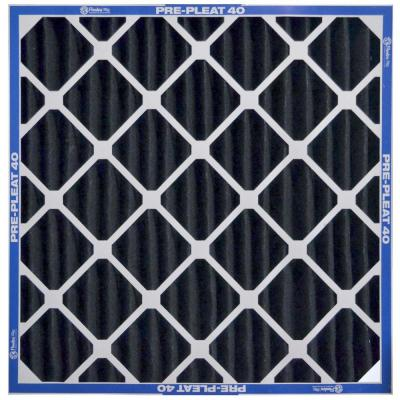 16 in. x 24 in. x 2 in. Prepleat MERV 6 Pleated Air Filter (Case of 12) Product Photo