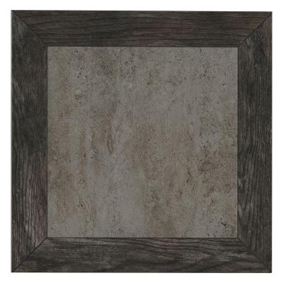Montagna Rustic Stone 18 in. x 18 in. Glazed Porcelain Floor