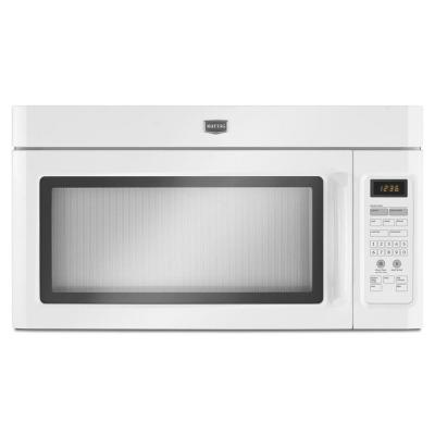 Maytag 1.6 cu. ft. Over the Range Microwave in White