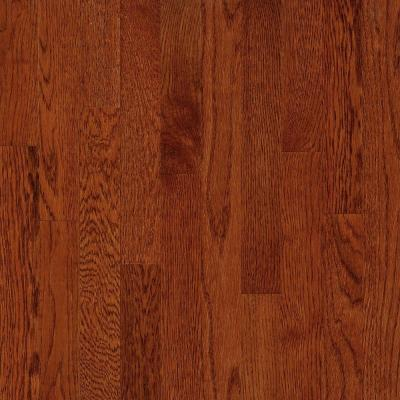 American Originals Ginger Snap Oak 3/8 in. Thick x 3 in.