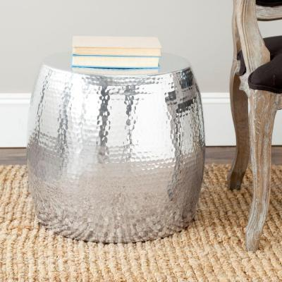 Safavieh Odin Silver End Table Image