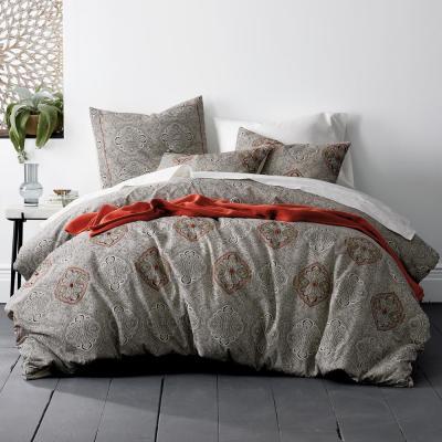 Margate Cotton Blend Duvet Cover
