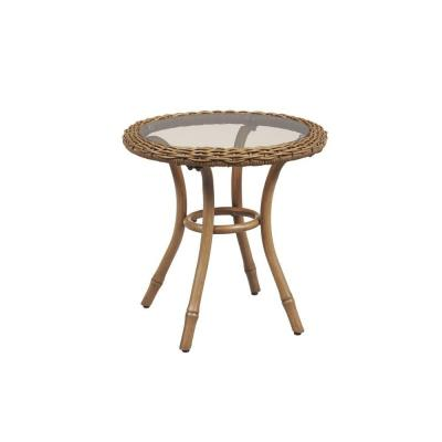 "Hampton Bay D11079-TS Clairborne 20"" Round Table"