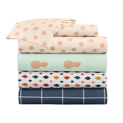 Printed Soft Everyday Sheet Set