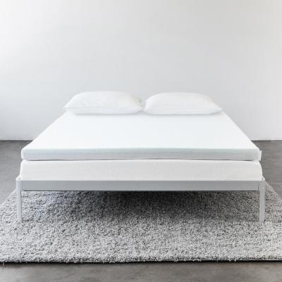 Triple Zone 3 in. Memory Foam Dual Layer Mattress Topper