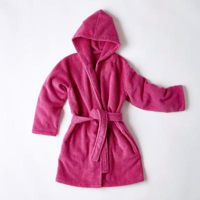 Company Cotton™ Kid's Hooded Terry Robe