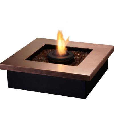 Real Flame Zen Personal Copper Fireplace-DISCONTINUED
