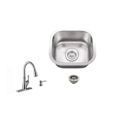IPT Sink Company Undermount 15..
