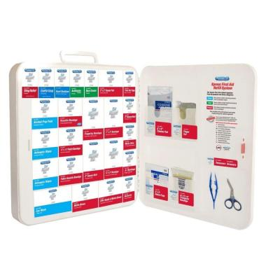 PhysiciansCare Xpress First Aid Kit Refill System (370-Piece)
