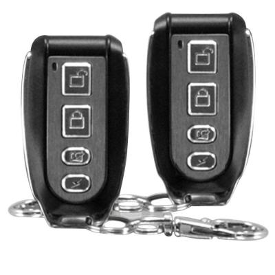 SecurityMan Add-on Wireless Remote Controller Devices with Panic Button for Air-Alarm II Series System (2-Pack)