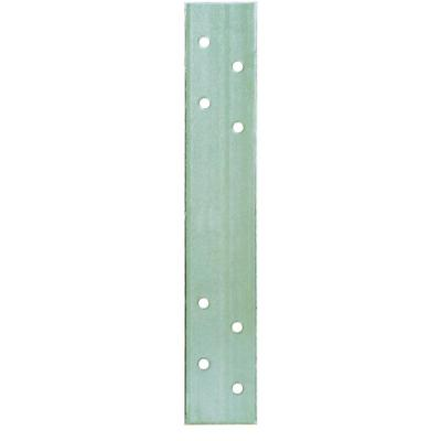 null 1-1/2 in. x 9 in. Steel Safety Plate