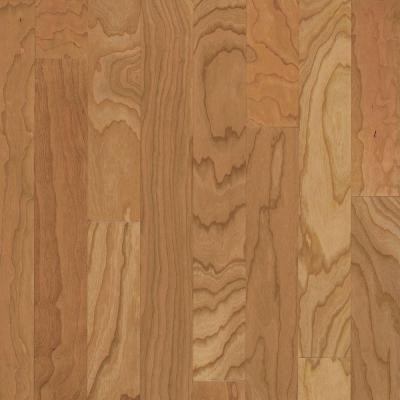 Town Hall Cherry Natural Engineered Hardwood Flooring - 5 in. x 7 in. Take Home Sample Product Photo