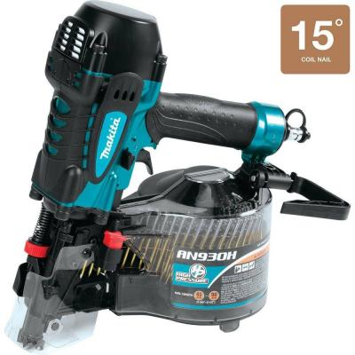 3-1/2 in. 15 Degree High Pressure Framing Coil Nailer