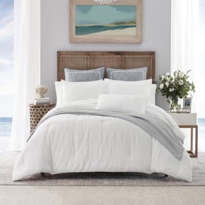 Hampton Cotton Blend Comforter Set