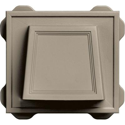 4 in. Hooded Vent #097-Clay Product Photo
